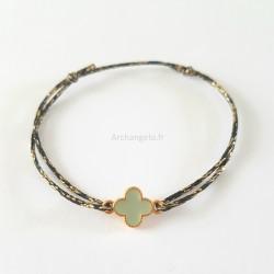 Bracelet coulissant Croix...