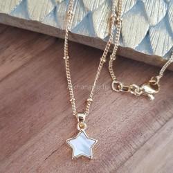 "Pendentif  ""Regarde l'étoile"""