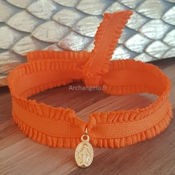Bracelet froufrou médaille...