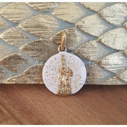 Médaille Sainte Anne